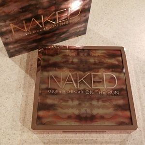 New Limited Edition Urban Decay Naked On the Run